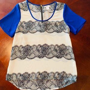 Bar III blouse